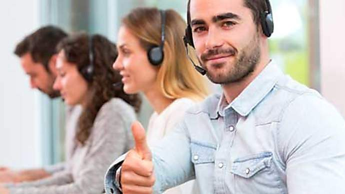image for New York Woman Heartened by Effusive Praise from Tech Support Specialist