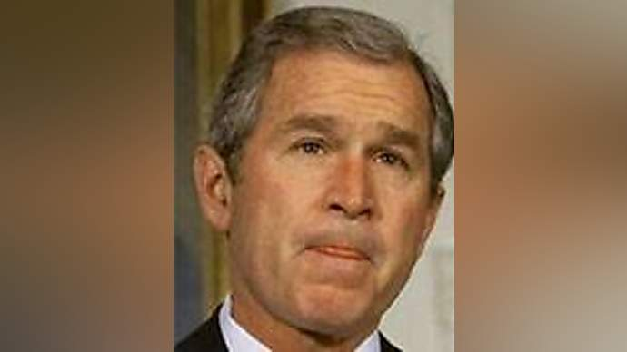 image for Bush disappointed to be visiting Australia, not Austria