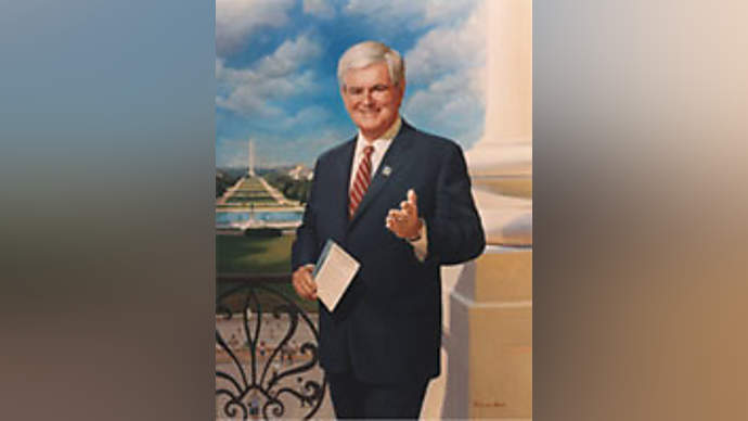 image for Republicans Need Clean Break from Bush: Gingrich