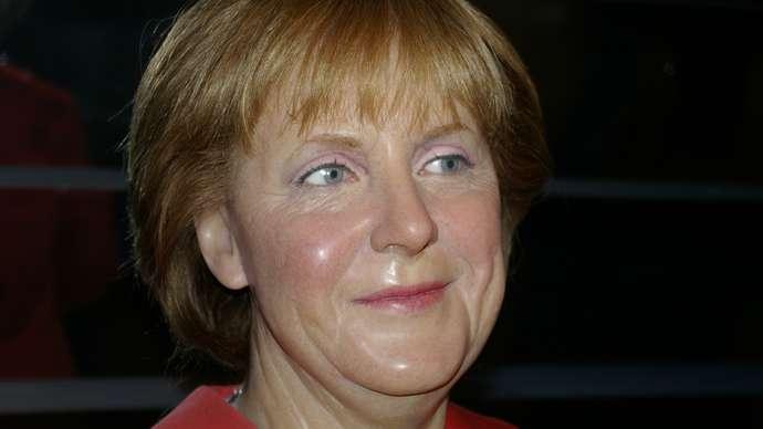 image for Angela Merkel's Head Melts