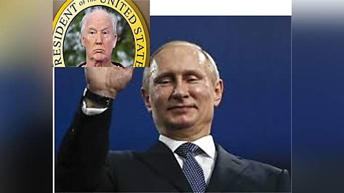 image for Donald Trump Is The King Of Russian Spies