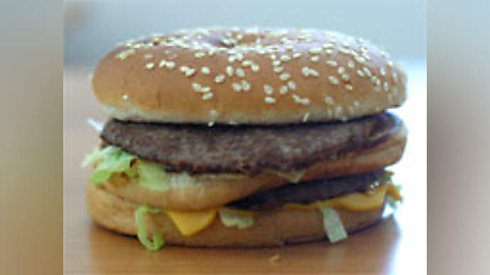 image for Still-Edible McDonalds Big Mac Found Under Boy's Bed