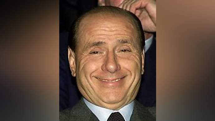 image for Berlusconi in 'I quit' shock