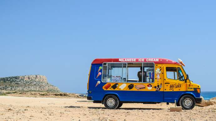image for Ice Cream Van Played 'Match Of The Day' Theme