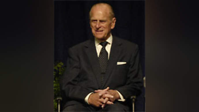 image for UK's Prince Philip accidentally frozen in cryogenic pod with Walt Disney's head