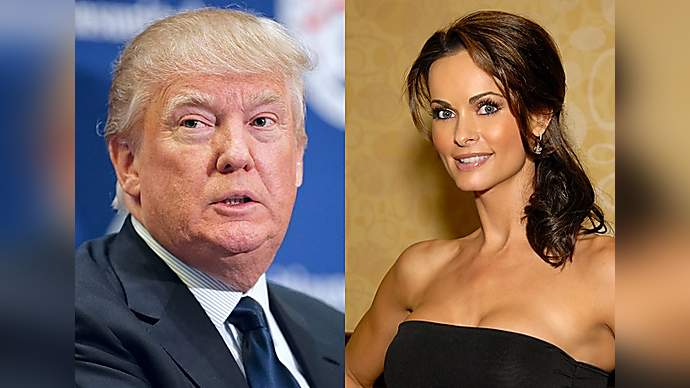 image for Trump's Good Friend Pecker Nixes Enquirer Playmate Affair Story