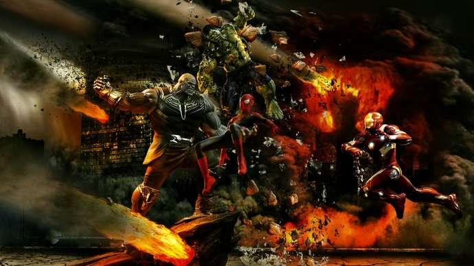 image for Marvel's 'Avengers: Endgame' Nets $2 Billion And DC Comics...Celebrates?!