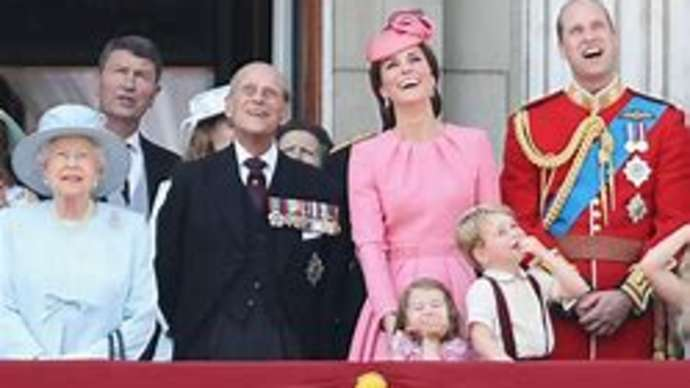 image for Are You a Royalist Lickspittle or a Republican Scumbag? Test Your Devotion to the Windsors
