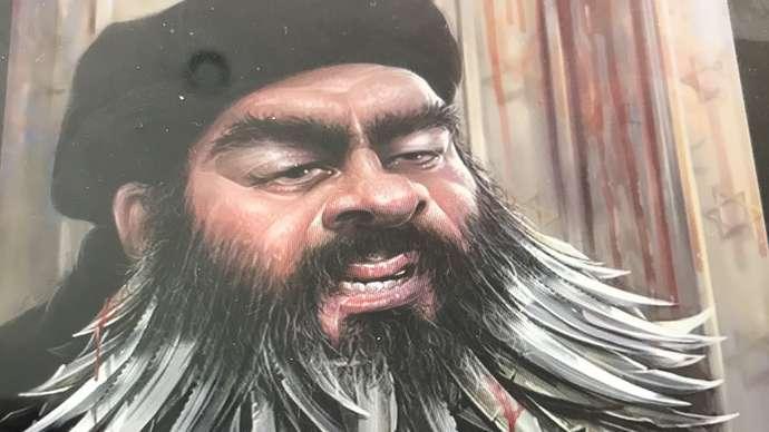 image for 72 Virgins Bail On al-Baghdadi: Don't Do Pencil Necks Or Headless Stiffs