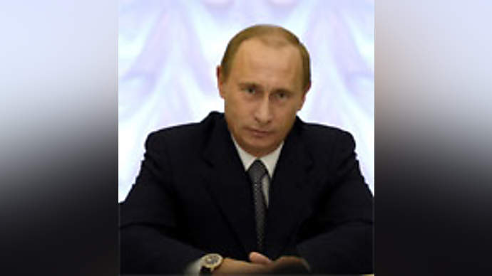 image for Putin running close second to Ahmadinejad for Top A-hole award