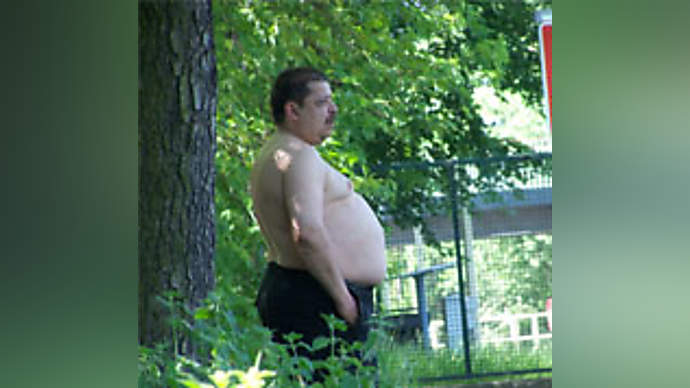 image for Gordon Brown taxes fat people