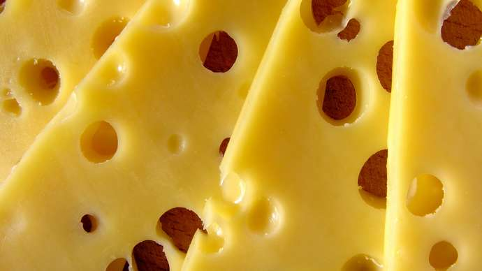 image for Cheese Discovered On Mouse's Whiskers