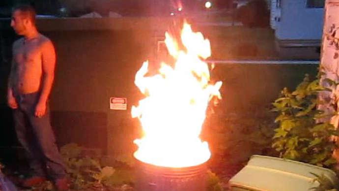 image for Nashville Man Accidentally Sets World on Fire