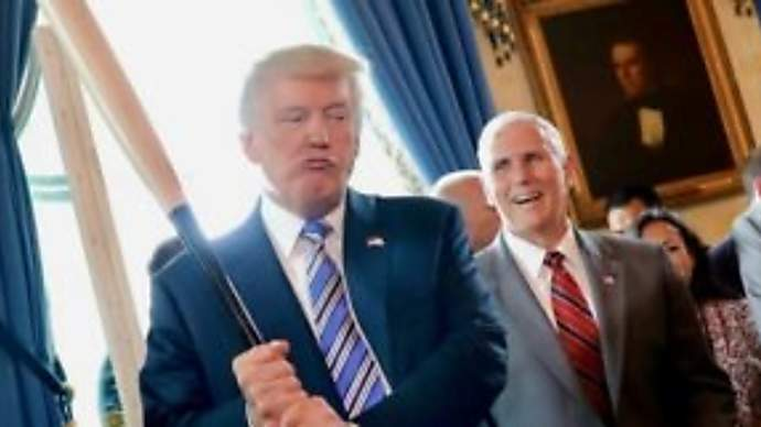image for Vice-President Mike Pence's Office Denies He is Comic's Missing Ventriloquist's Dummy