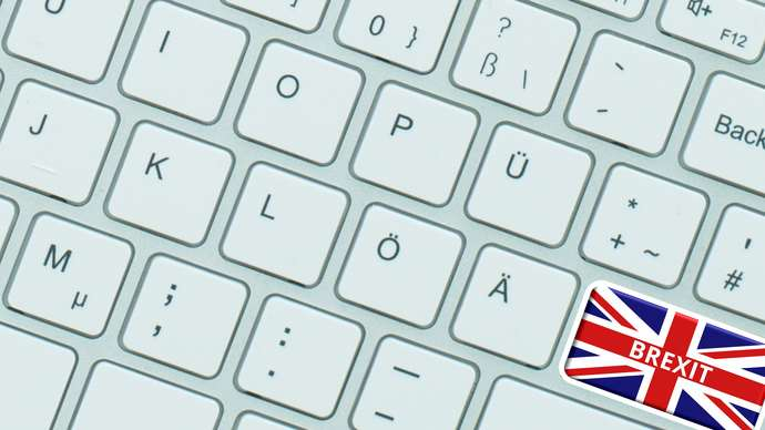 image for UK & EU Summit interrupted by Laptop Grot