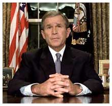 image for Bush Resigns!