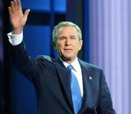 """image for President Bush Promises """"Devastating"""" Second Term"""