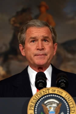 image for Bush Administration Poised To Introduce Radical New Social Reform