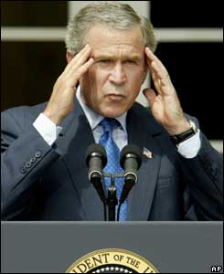 image for Bush unveils new Iraqi strategy, praises himself