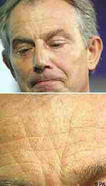 image for Blair's 'Sign of the Beast' : W is for.......?