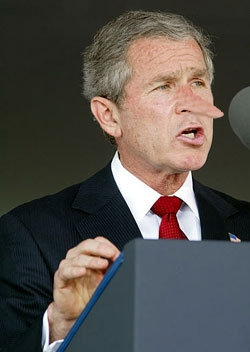 image for President Bush Recovering From Recent Surgery