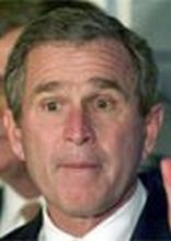 image for George Bush Confuses Louisiana With Iraq, Baghdad With New Orleans