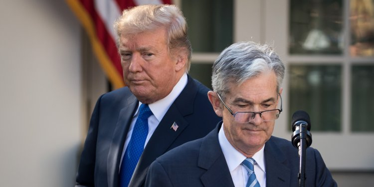 image for Federal Reserve Apologizes to Trump, Nation's Billionaires for Allowing Savers to Earn Interest