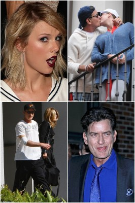 image for Taylor Swift confirmed her affair with Charlie Sheen