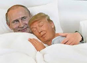 image for Trump Successfully Debriefed by KGB