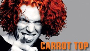 image for Carrot Top Thrilled To Make Trump's Short List For VP