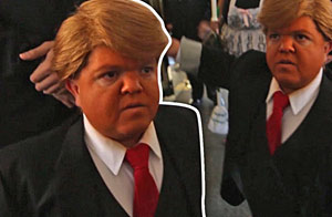 image for Donald Trump Jr. Exposed as Alien Clone of The President After Email Dump