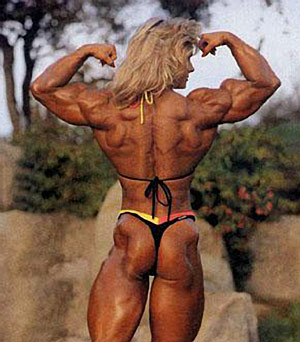 Bodybuilder Butt 82
