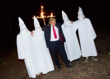 image for Racists Line Up for Presidential Pardon