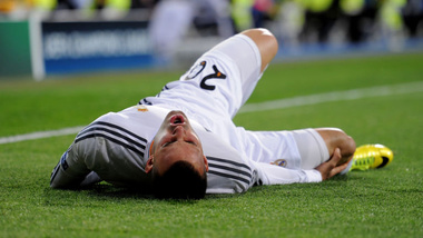 image for MRI Reveals Fallen Real Madrid Midfielder Suffered Actual Injury
