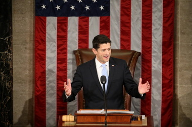 image for House Speaker Paul Ryan Unveils Cock and Alternative To Obamacare