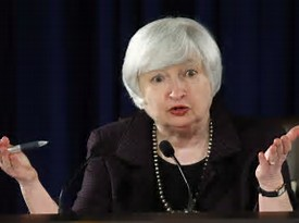 image for Yellen, Fed: Greedy Small Savers Will Crash the U.S. Economy if Paid Any Interest on Deposits