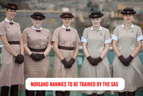 image for Norland nannies to be trained by the SAS