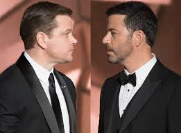 "image for Four Additional Fans of Jimmy Kimmel-Matt Damon ""Feud"" Located for Oscar Night"