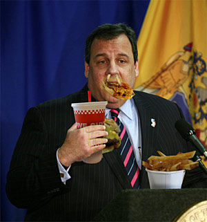 image for FBI: Chris Christie Established Back Channel to KFC Early in Trump Campaign