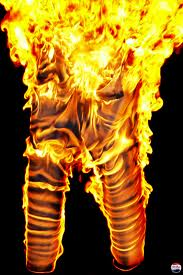 image for Donald Trump's Pants Catch Fire