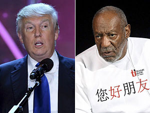image for Cosby And Trump Start Support Group For Wrongfully Accused Billionaires