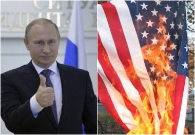 image for Trump Signs Russian Sanctions Bill And Putin Is #@%&