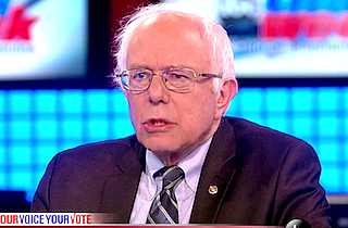 "image for Bernie Sanders - ""American Needs To Look A Lot More Like Socialist Scandinavia"""