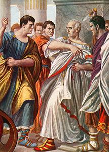 julius caesar parody