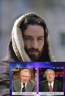 image for Jesus Christ Returns to Earth; As Second Coming Actually Occurs, TV Evangelists Offer Insight