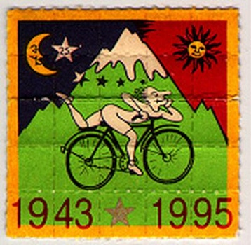 image for Boy Sniffed Bicycle Seat