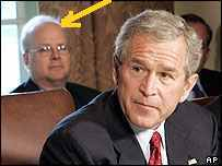 image for Bush To Pardon Rove, Libby and Cheney