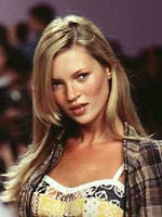 image for Kate Moss seriously injured in Menage' A Quattro