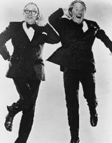 image for Morecambe and Wise to head re-vamped BBC Saturday Night TV
