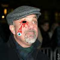 image for Billy Joel Loses An Eye